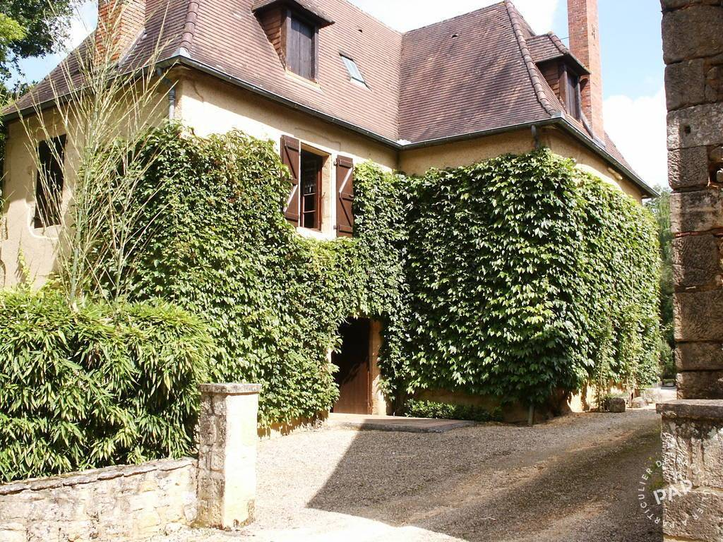 Immobilier Payrignac Gourdon
