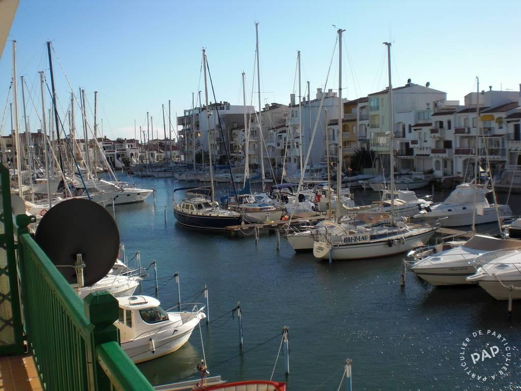 Ampuriabrava / Costa Brava - dès 250 euros par semaine - 4 personnes