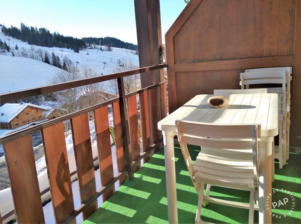Appartement Le Grand-Bornand-Chinaillon