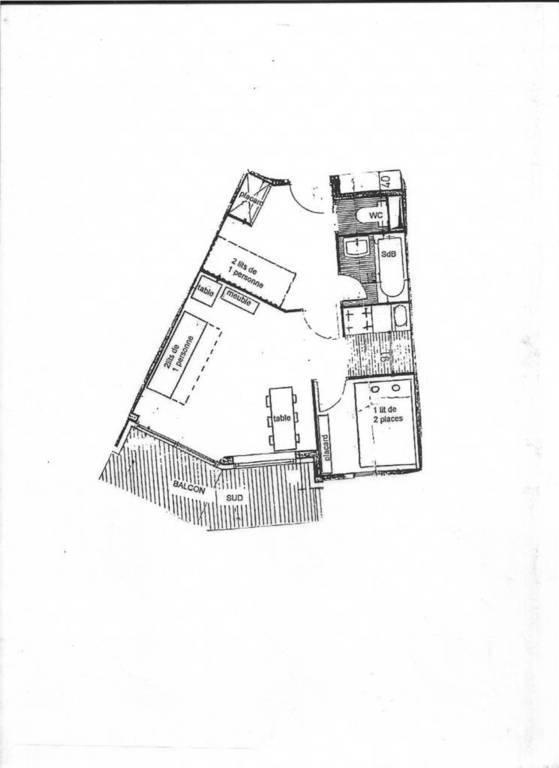 Immobilier Meribel Mottaret 1.850 M