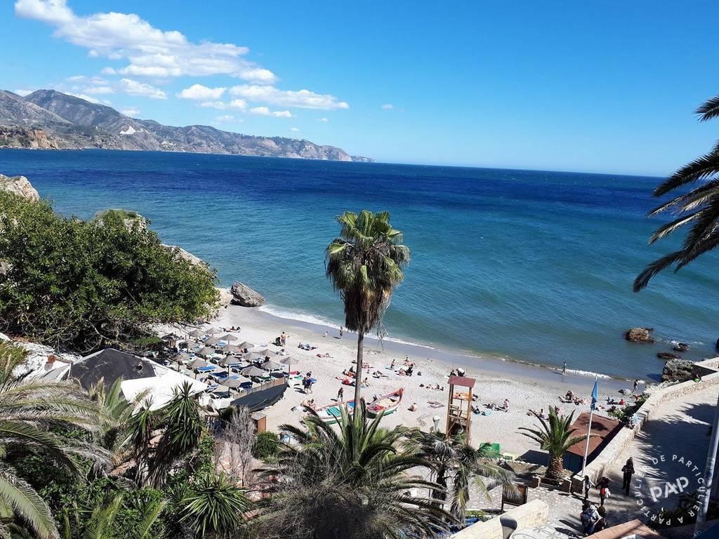 Malaga-nerja - dès 600 euros par semaine - 5 personnes