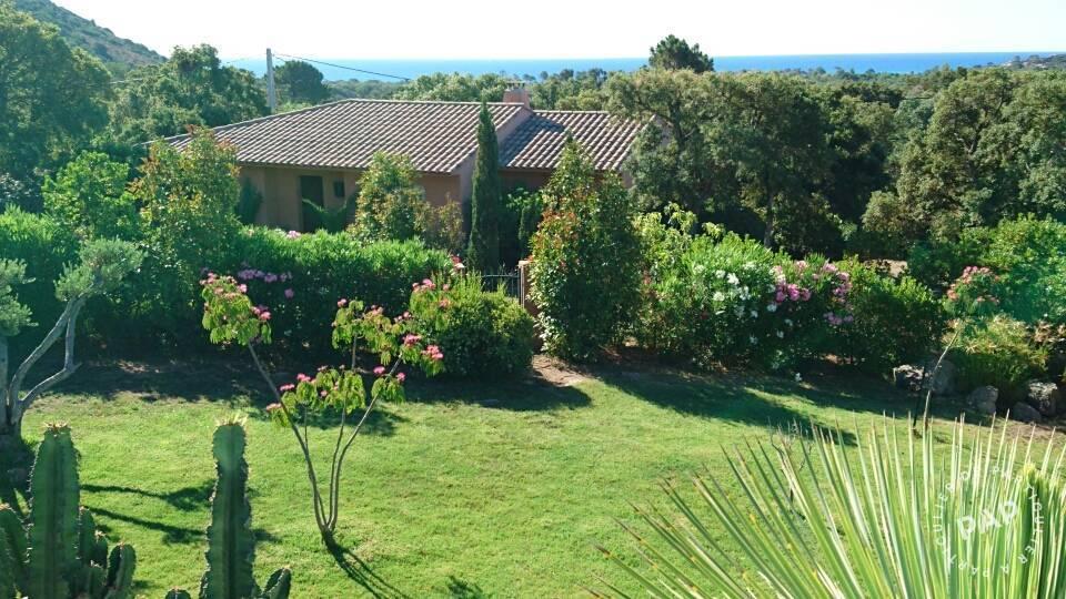 Sainte-lucie-de-porto-vecchio - dès 800 euros par semaine - 6 personnes