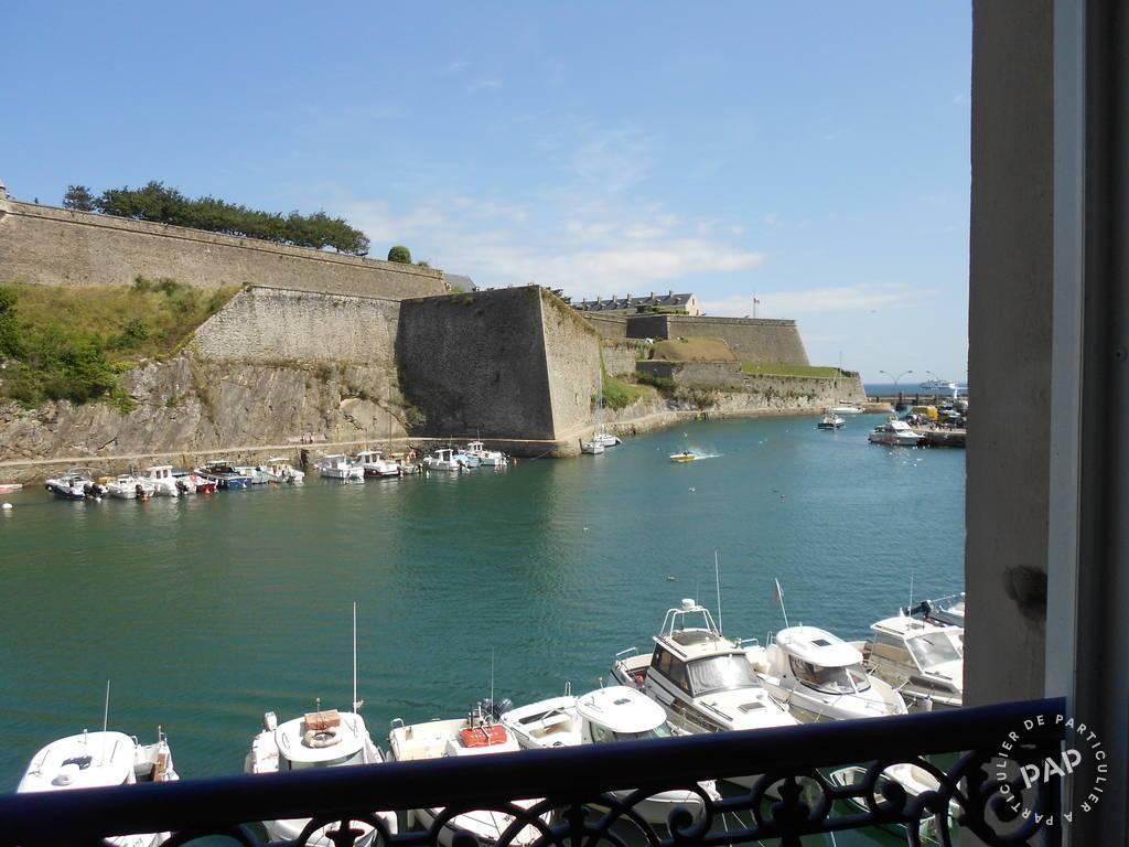 Belle Ile En Mer - dès 195euros par semaine - 4personnes