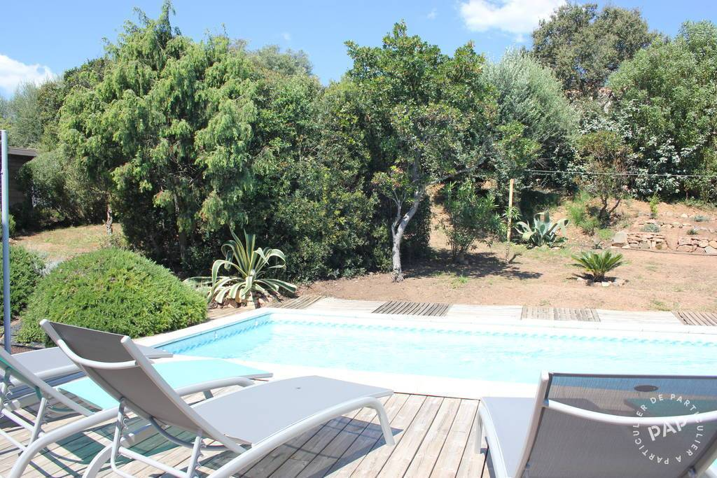 location maison porto vecchio 6 personnes d s 700 euros par semaine ref 205801054. Black Bedroom Furniture Sets. Home Design Ideas