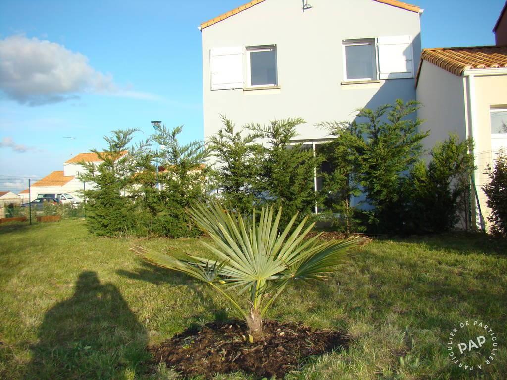 Immobilier Saint-Vincent-Sur-Jard