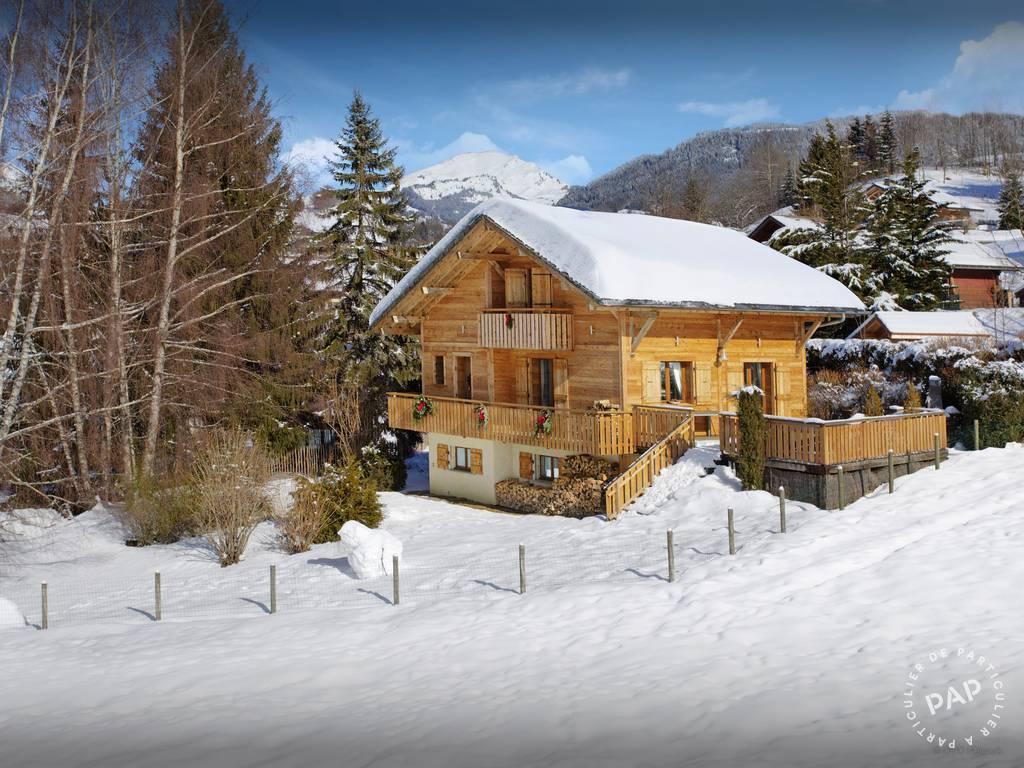 Immobilier La Clusaz