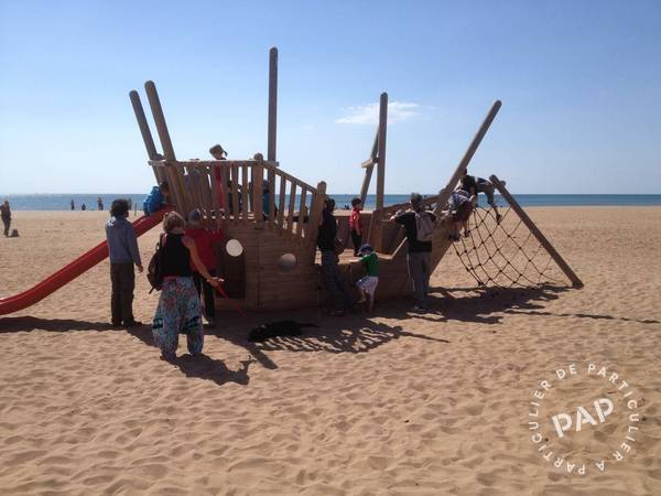 Valras-plage - 6 personnes