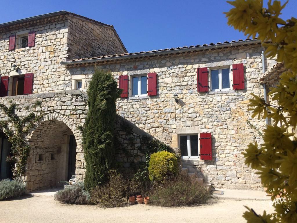 Saint-maurice D'ibie - dès 350 euros par semaine - 6 personnes