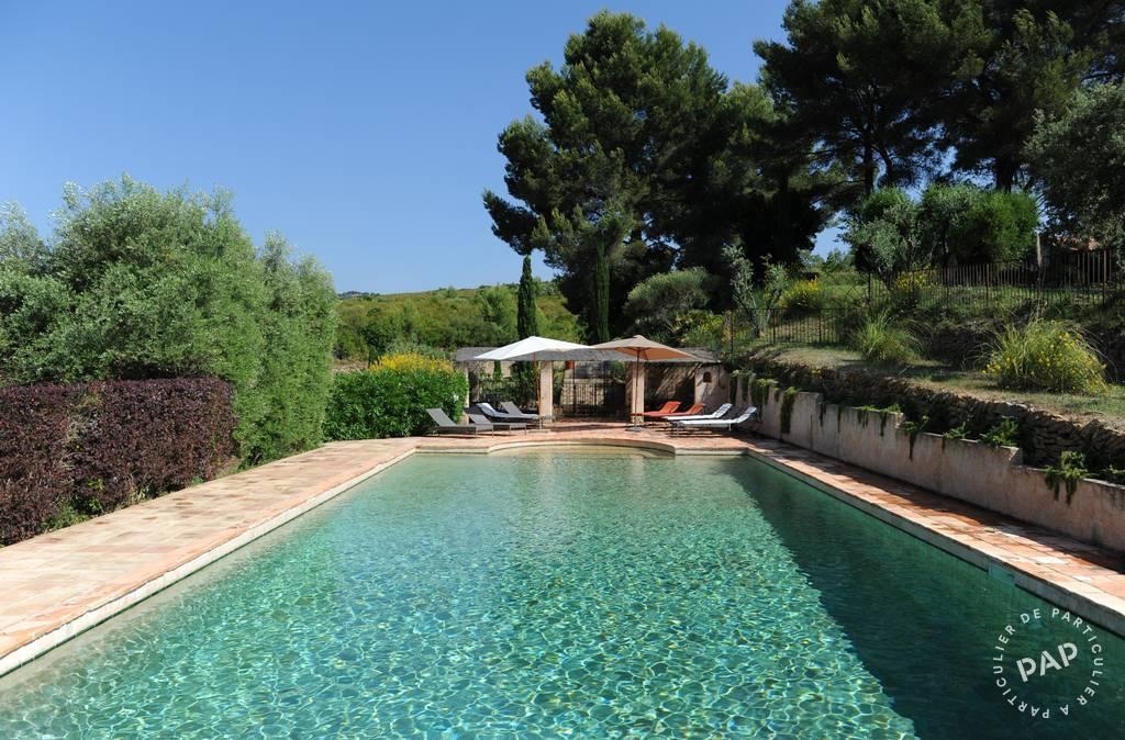 Le Castellet - d�s 3.200 euros par semaine - 13 personnes