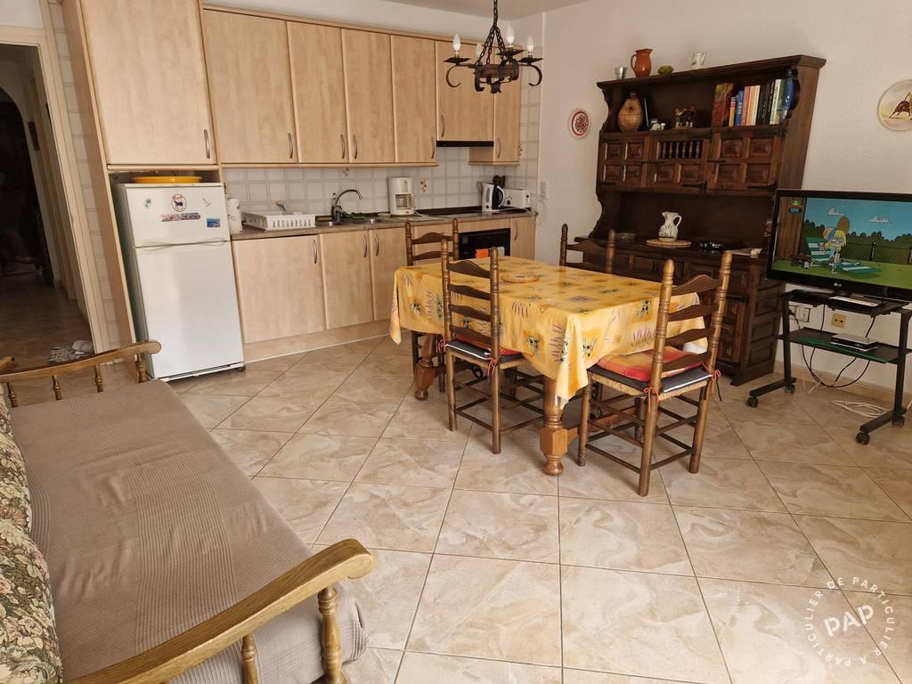 Location appartement rosas 3 personnes d s 250 euros par for Location appartement par