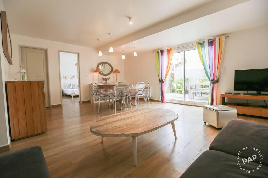 location appartement arcachon 8 personnes d s 450 euros par semaine ref 205911034. Black Bedroom Furniture Sets. Home Design Ideas