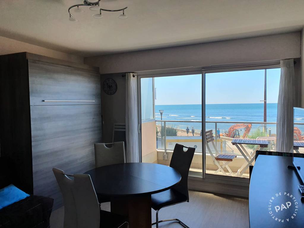 location appartement les sables d 39 olonne 2 personnes ref 205911118 particulier pap vacances. Black Bedroom Furniture Sets. Home Design Ideas