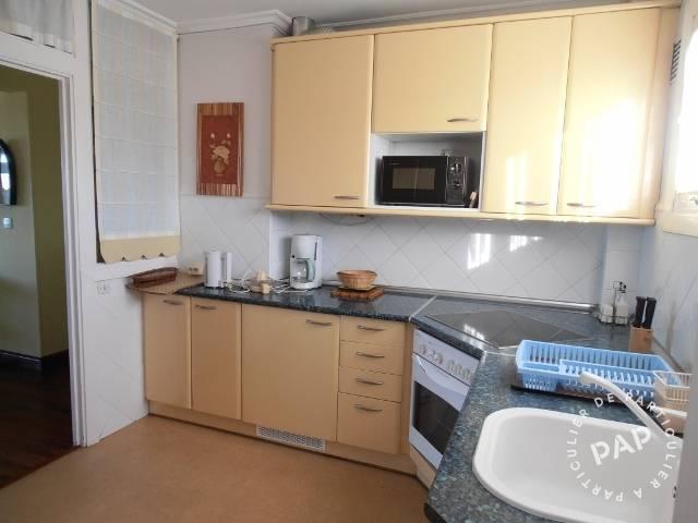 Location appartement hendaye 5 personnes d s 370 euros par for Location garage hendaye
