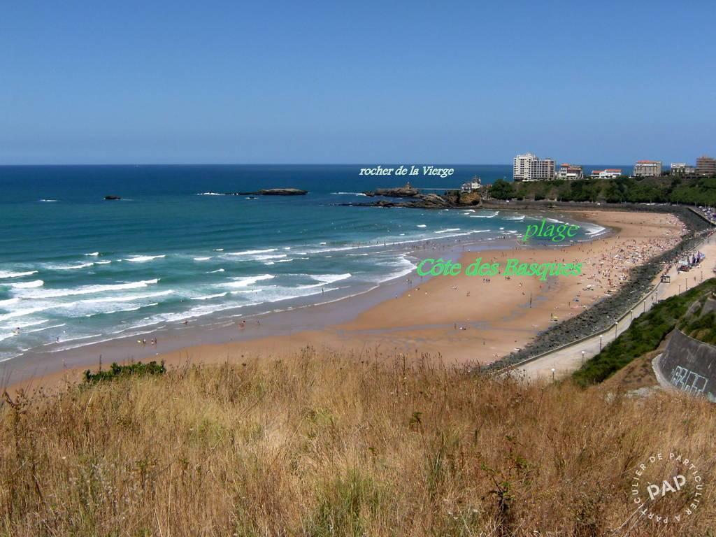 Biarritz - dès 270 euros par semaine - 4 personnes