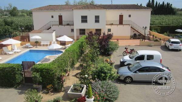 1 Km Sant Pere Pescador - dès 650euros par semaine - 6personnes