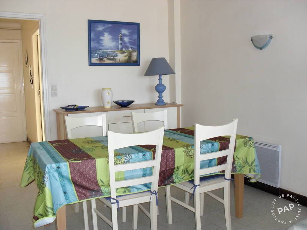 Location appartement canet en roussillon 7 personnes ref for Location garage canet en roussillon