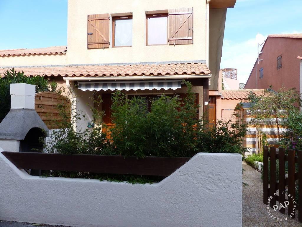 location maison narbonne plage 7 personnes d s 450 euros par semaine ref 206110320. Black Bedroom Furniture Sets. Home Design Ideas