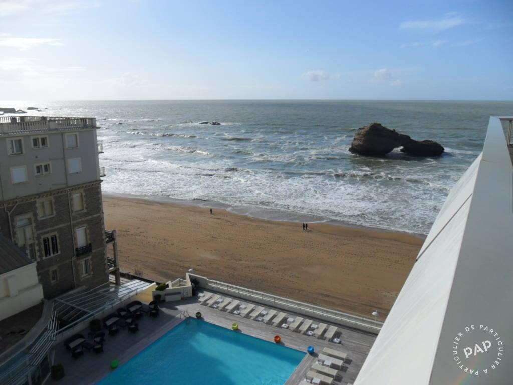 Biarritz - d�s 550 euros par semaine - 2 personnes