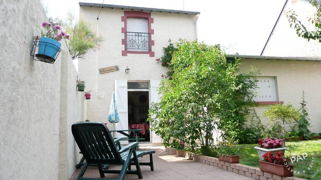 Location maison la baule 4 personnes ref 206109133 for Location garage la baule