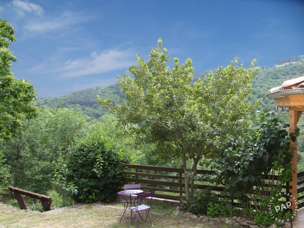 Location maison prunet ardeche meridionale 6 personnes for Ardeche location maison