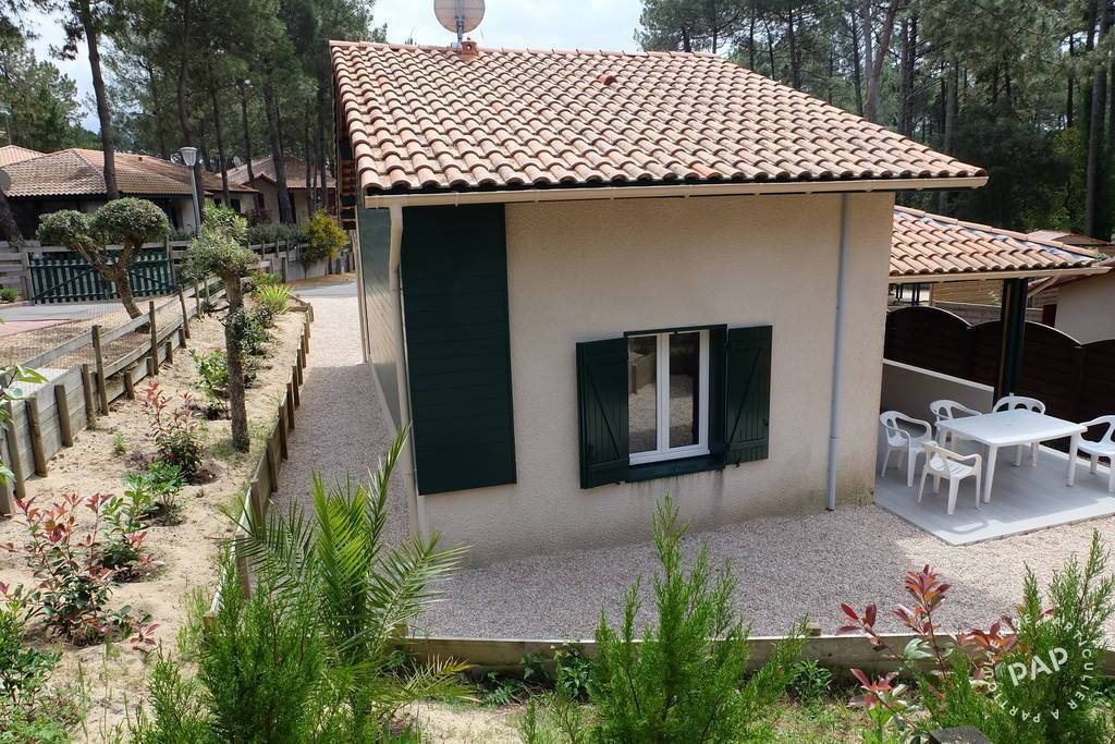 immobilier  Moliets Plage