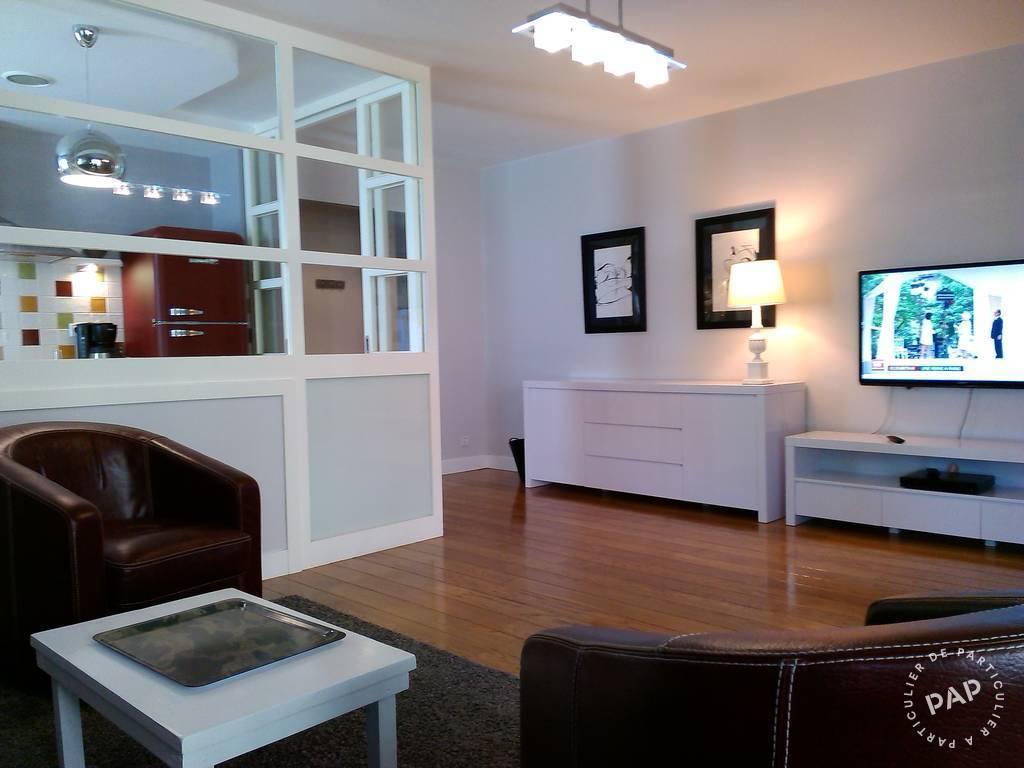 location appartement hendaye 5 personnes d s 400 euros par semaine ref 206201011. Black Bedroom Furniture Sets. Home Design Ideas