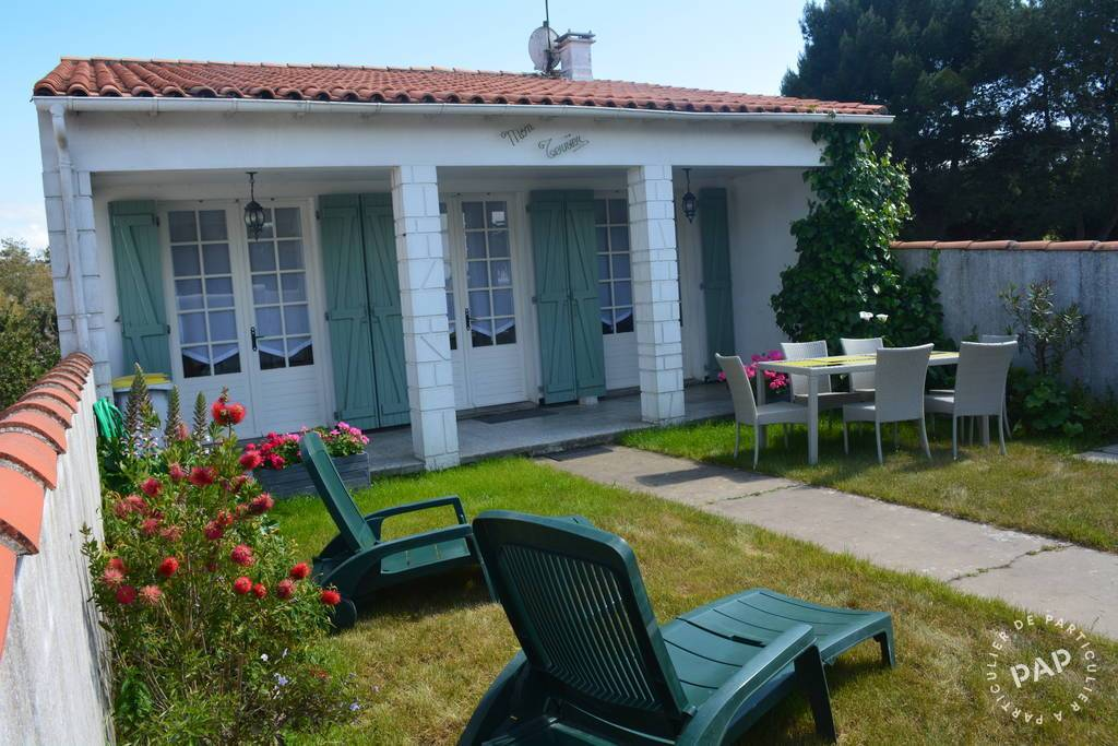 Location maison rivedoux plage ile de re 5 personnes ref 20620822 part - Maison a louer par proprietaire ...