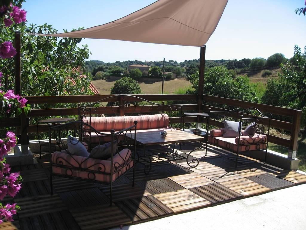 Location maison proche ajaccio 6 personnes ref for Location garage ajaccio