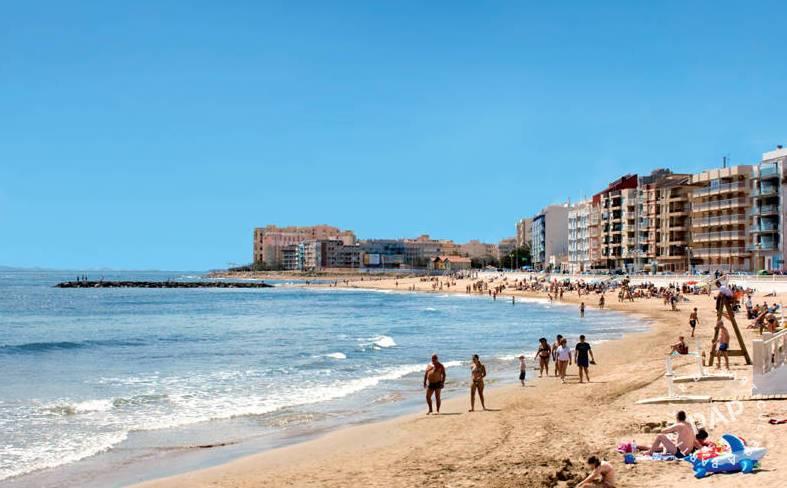 Torrevieja - dès 150 euros par semaine - 4 personnes