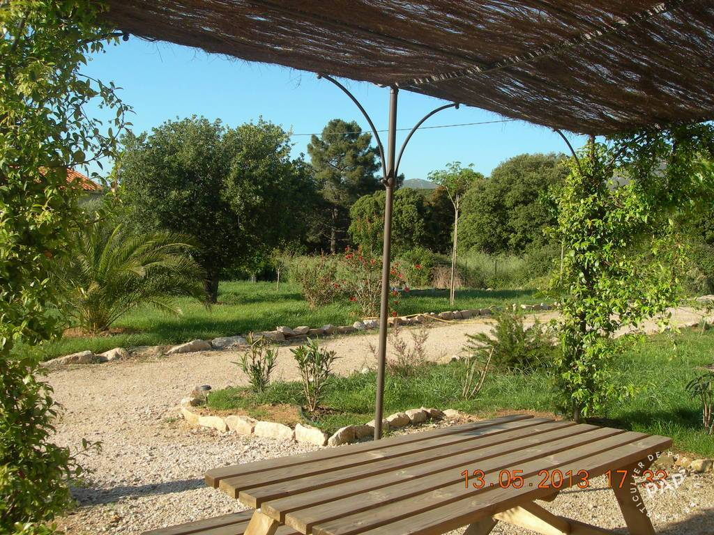 Calenzana - dès 300 euros par semaine - 3 personnes