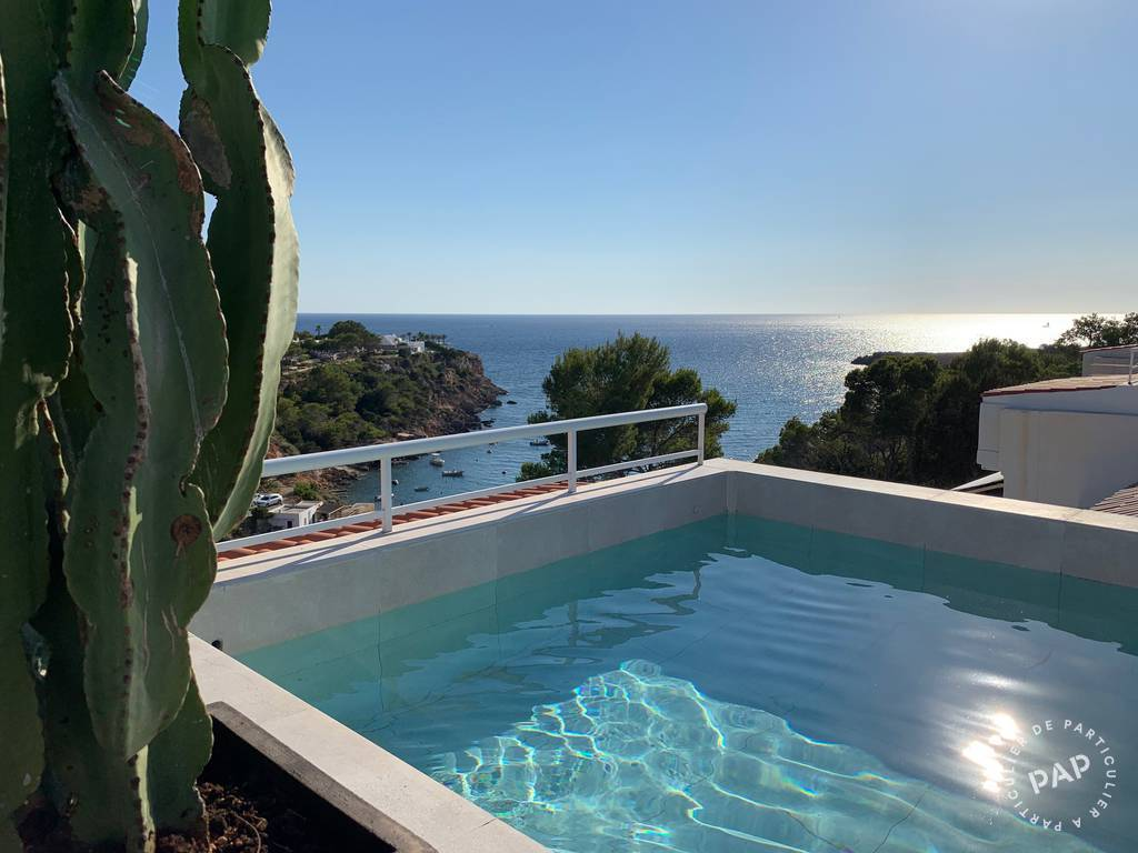 Ibiza - dès 500euros par semaine - 8personnes