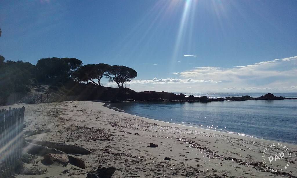 Palombaggia - dès 550euros par semaine - 2personnes