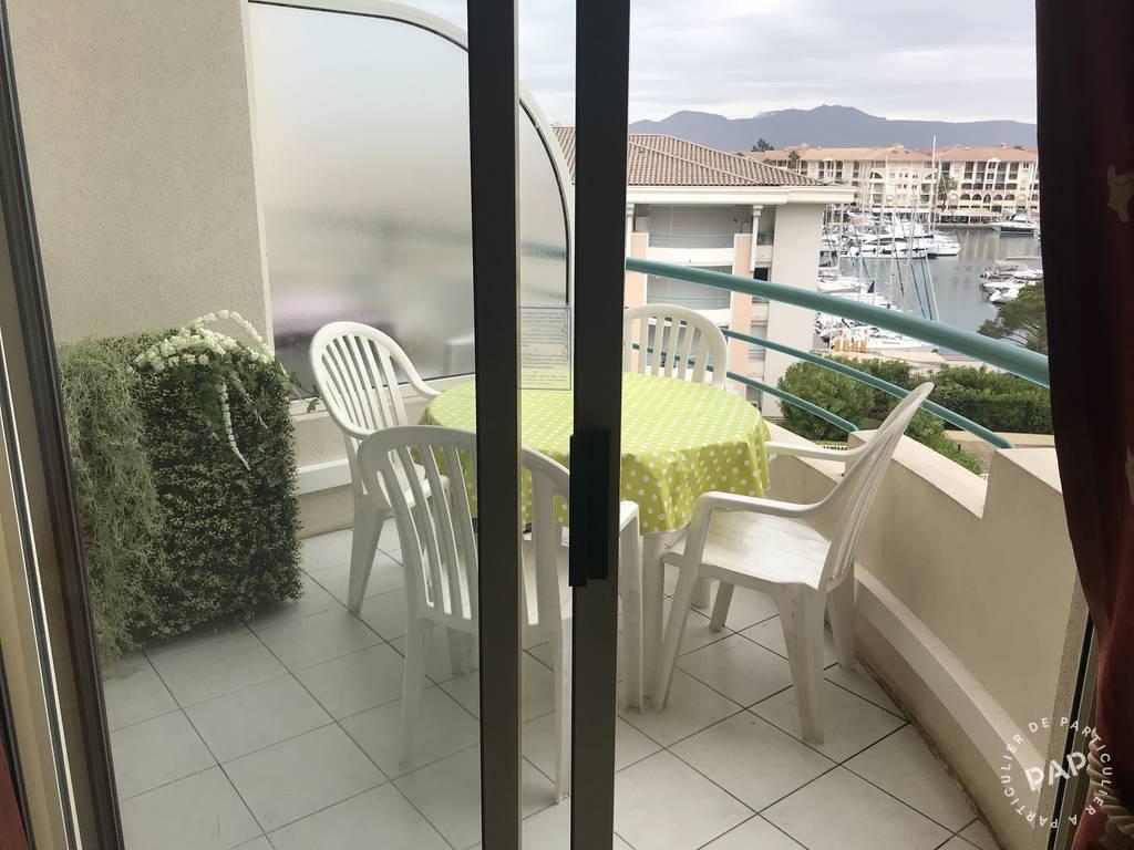 Avec Piscine - Port Frejus - dès 350euros par semaine - 4personnes