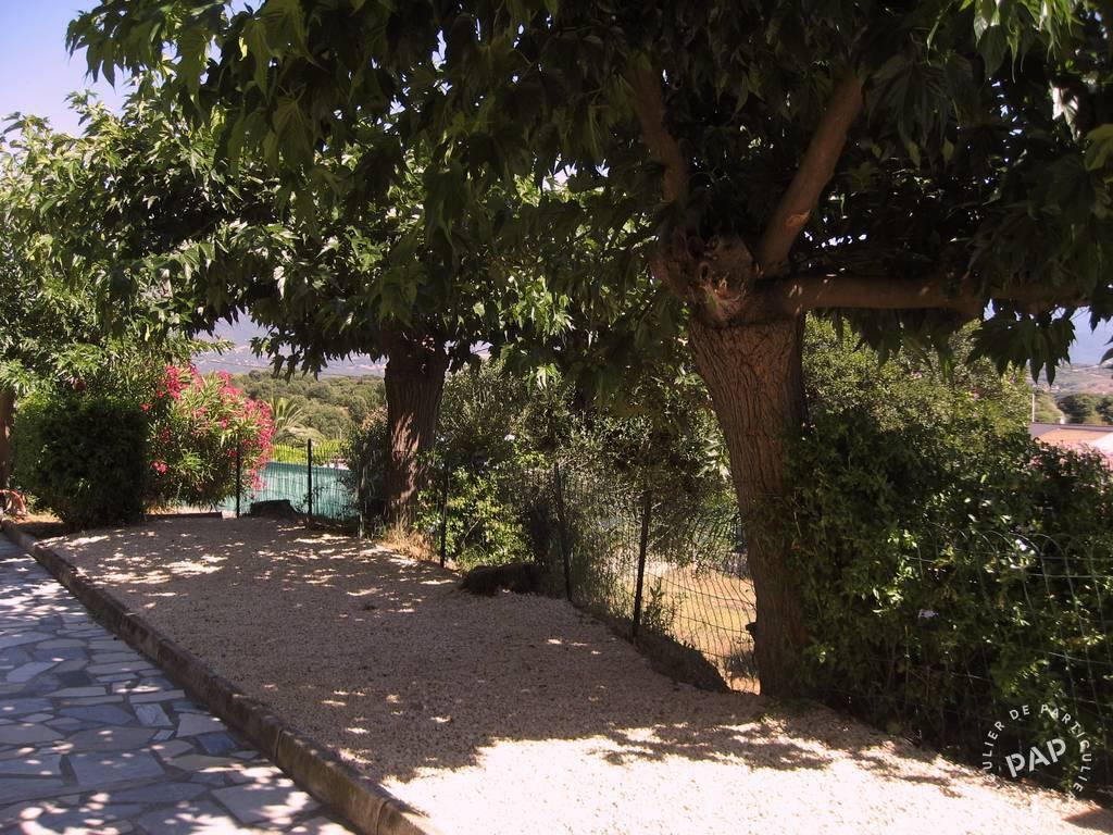 Location maison proche ajaccio 6 personnes ref for Ajaccio location maison