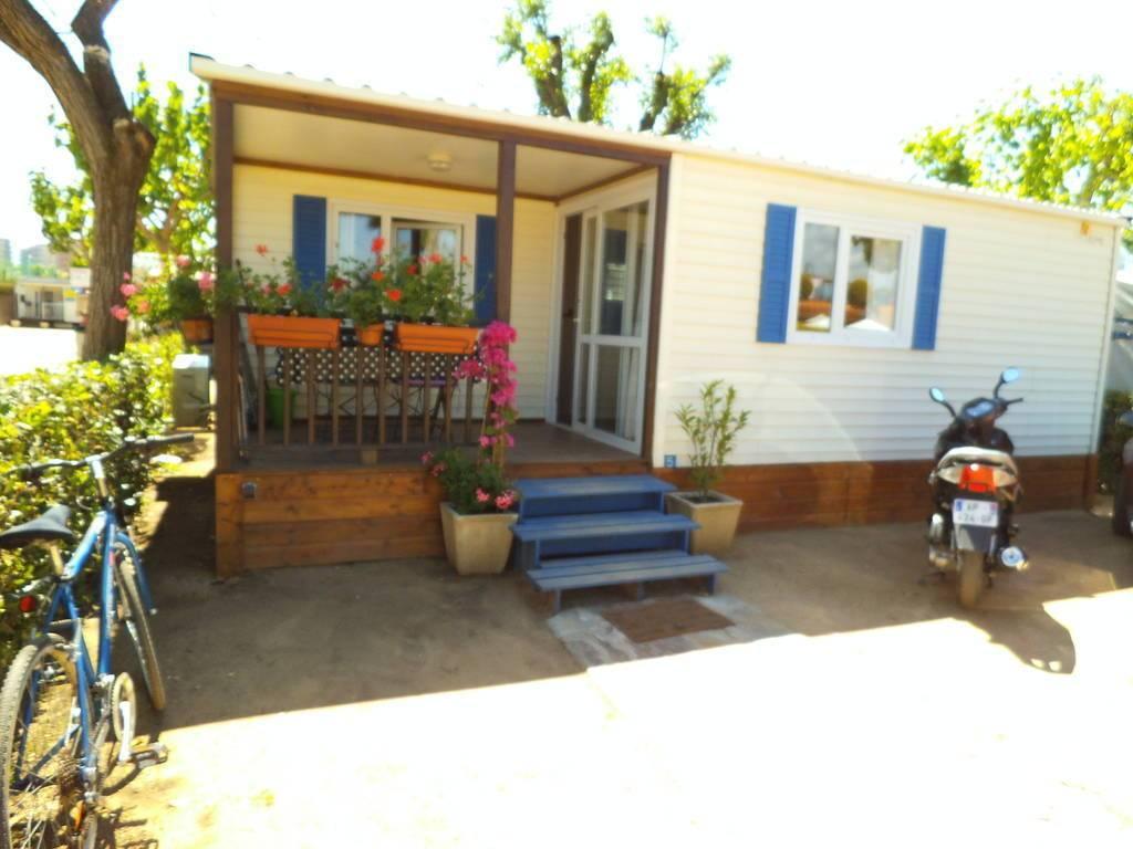 Mobil-home Blanes