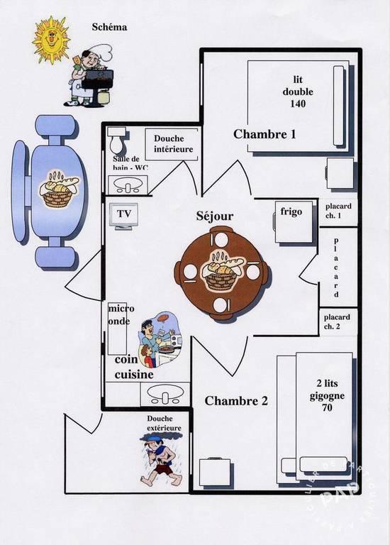 Location Maison Canet Plage 4 Personnes Des 200 Euros Par Semaine Ref 206211020 Particulier Pap Vacances