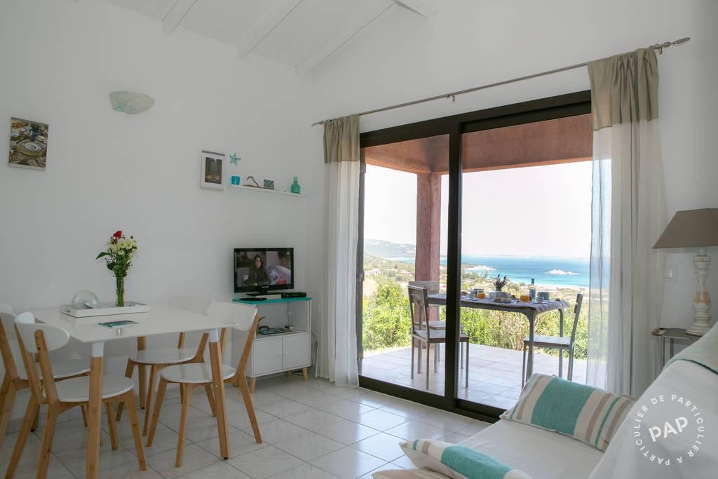 location maison porto vecchio palombaggia 4 personnes d s 390 euros par semaine ref. Black Bedroom Furniture Sets. Home Design Ideas