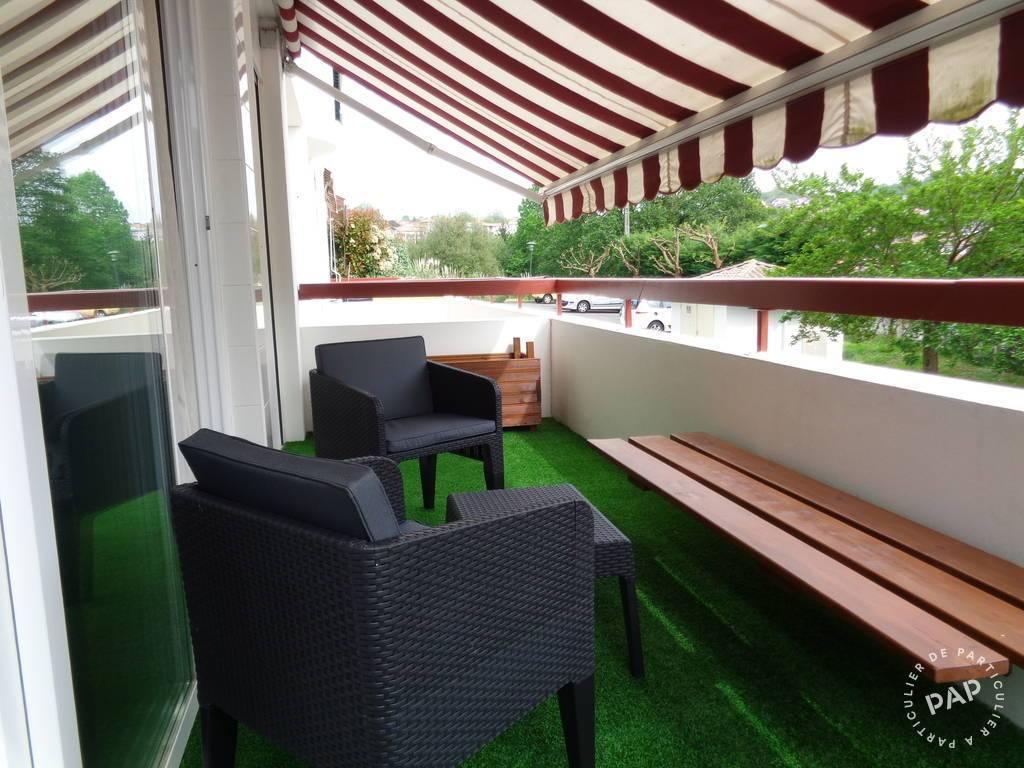 Location appartement hendaye 5 personnes d s 400 euros par for Location garage hendaye
