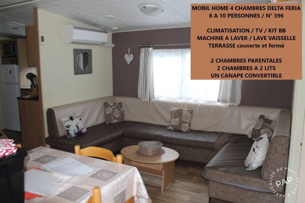 Mobil-home   Les Mathes