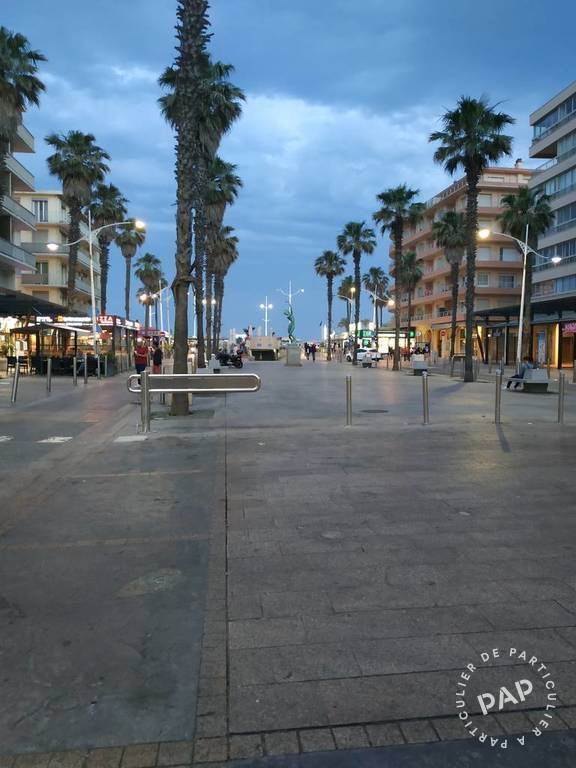 Immobilier Canet- Plage