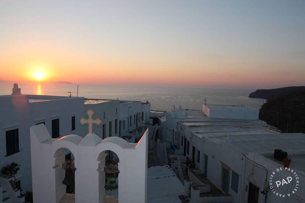 Cyclades Ile De Sifnos