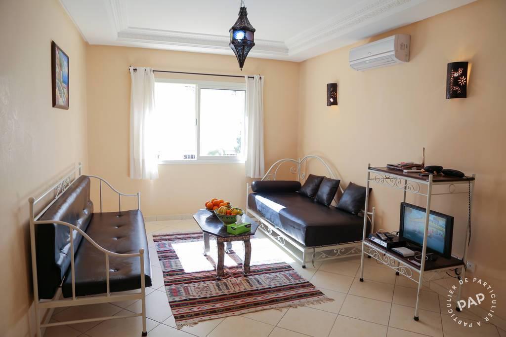Agadir - dès 300 euros par semaine - 4 personnes