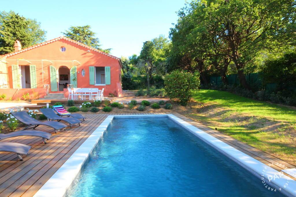 Location maison particulier saint tropez 83990 for Location maison particulier