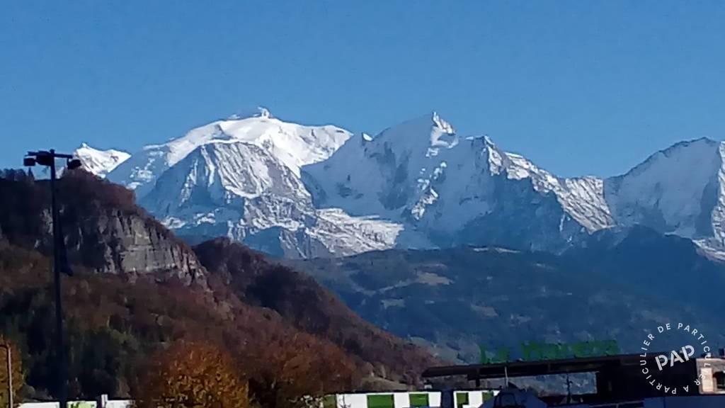 Saint-Gervais-Les-Bains - Ski En Face Du Mont Blanc