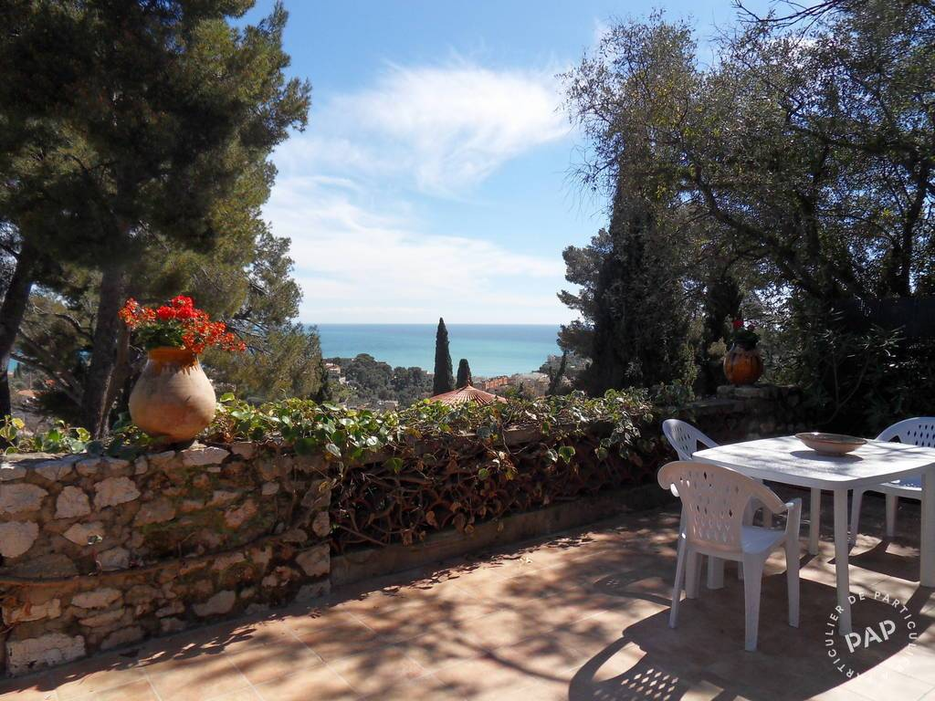 Roquebrune Cap Martin - dès 700euros par semaine - 3personnes