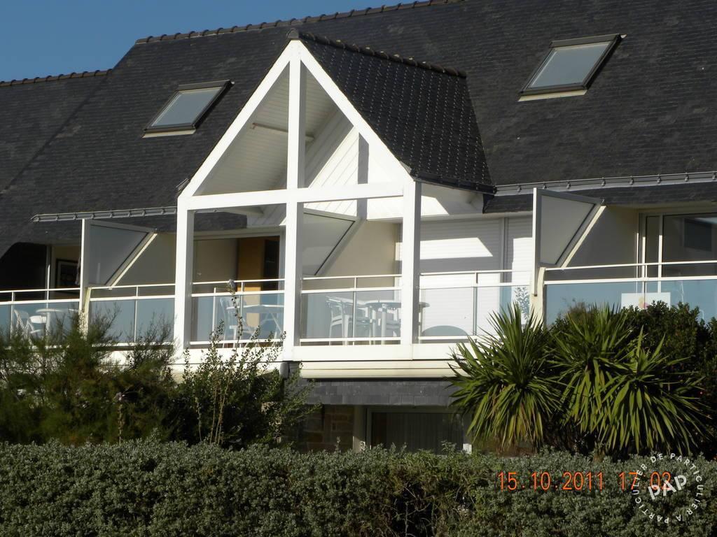 Location appartement carnac 5 personnes d s 450 euros par for Location garage carnac