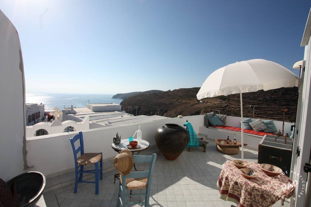 Immobilier Cyclades Ile De Sifnos