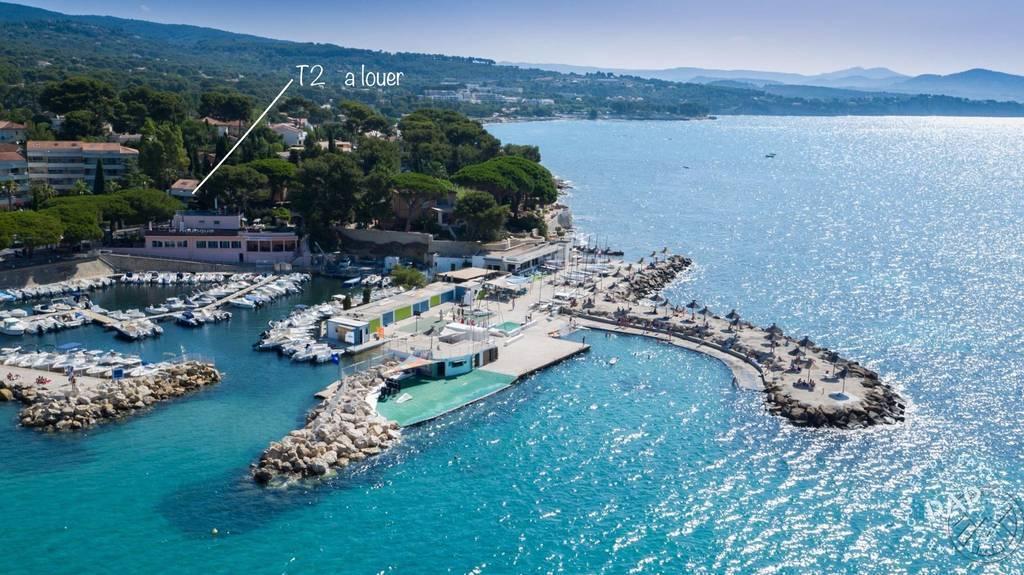 La Ciotat- Saint Jean - dès 495 euros par semaine - 4 personnes