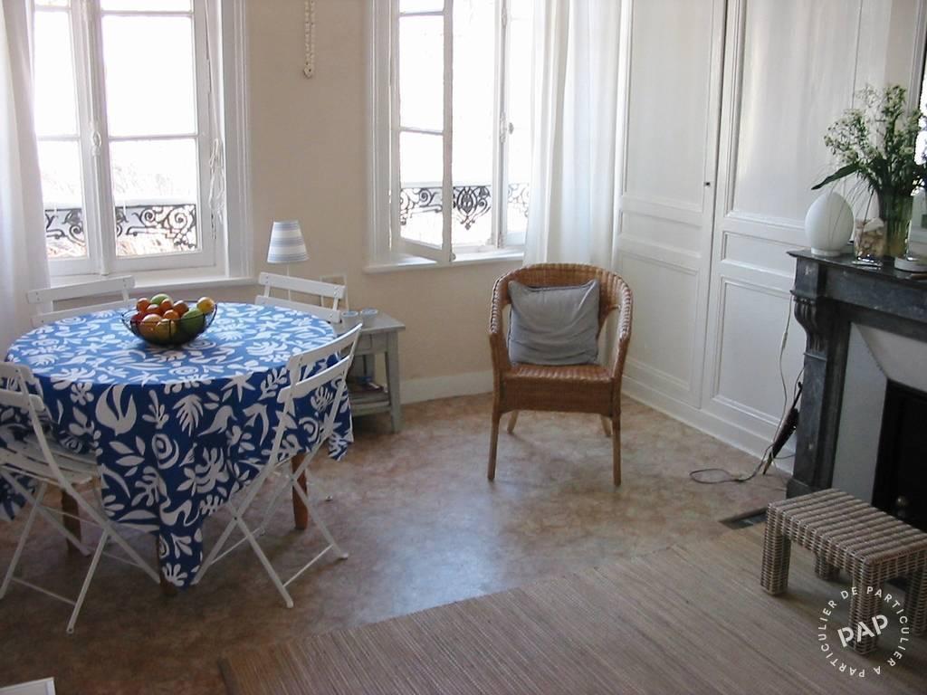 Trouville-sur- Mer - dès 380euros par semaine - 3personnes