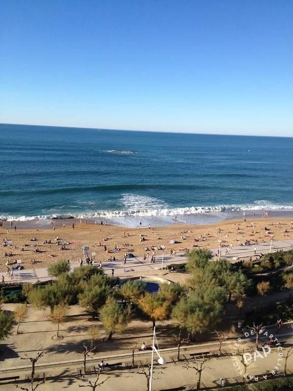 Location appartement biarritz 3 personnes ref 20640600 particulier pap - Achat appartement biarritz particulier ...